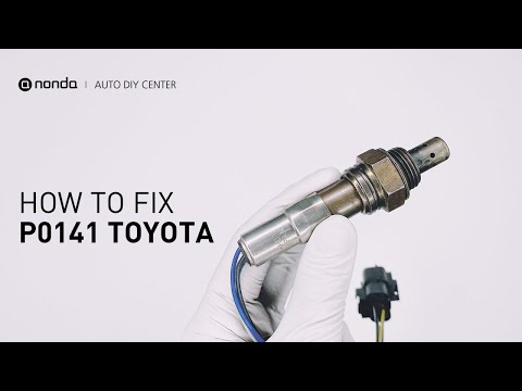 How to Fix TOYOTA P0141 Engine Code in 2 Minutes [1 DIY Method / Only $19.45]