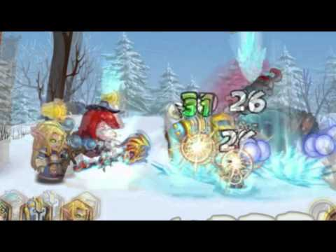 Monster Mania: Heroes of Castle Game Trialer