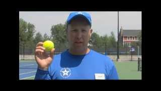 David's Tennis Ball Tip