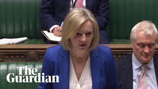 Liz Truss: UK tax policy on tech corporations is 'not a matter for the US'