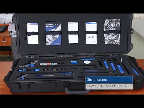 Tube Fitters Tool Kit Demonstration Video - Swagelok Bangalore | Chennai | Delhi | Hyderabad