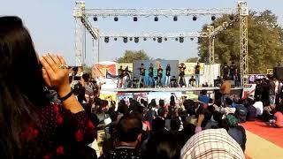 Kashiyatra IIT BHU dance Natraj..