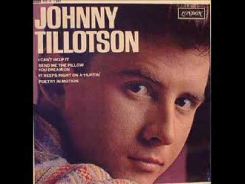 Johnny Tillotson - Out Of My Mind / Empty Fellin'