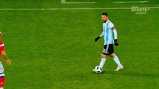 20 Impossible Plays Lionel Messi Did with Argentina ►The One Man Army◄ thumbnail