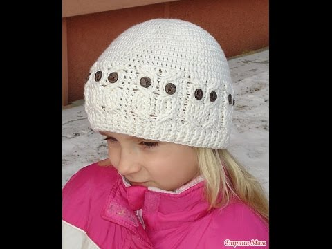 Crochet Patterns For Free Crochet Hat Patterns For Kids 1041
