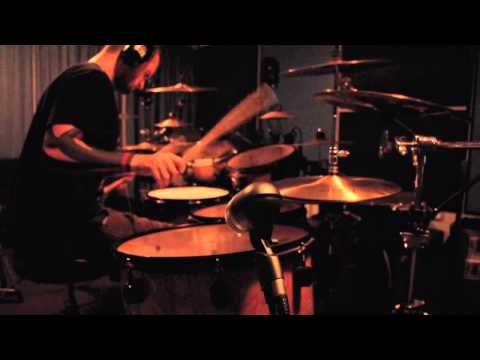 Jamie Saint Merat - Ulcerate - Exclusive 'Vermis' Drum Tracking 2013