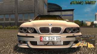 ETS 2 говно а не бумер! BMW M tech