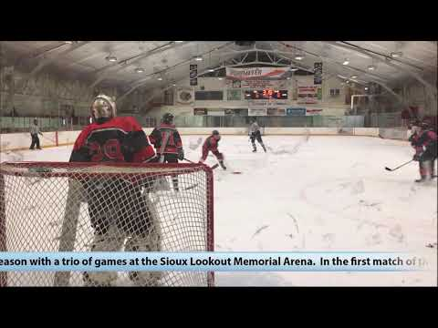 Hockey day in Sioux Lookout