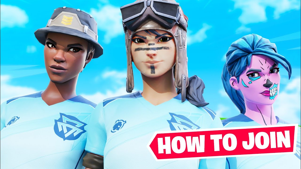 How YOU Can Join Team Ares (Fortnite Clan Tryouts)