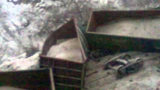 Последствия Аварии в Докучаевске