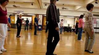 Cupid Shuffle ( Line Dance ) Walkthrough