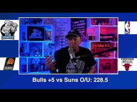 Chicago Bulls vs Phoenix Suns 2/26/21 Free NBA Pick and Prediction NBA Betting Tips