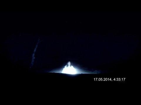 Призраки на дороге.
