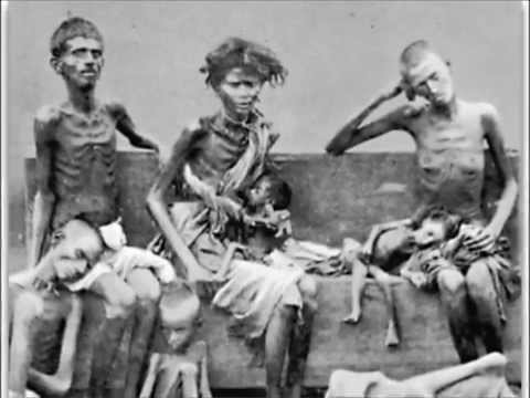 The Bengal Famine : Human history for profit