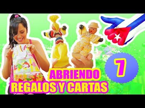 LOS GUARACHEROS! Abriendo REGALOS y CARTAS I Quedada Cuba I Capítulo 7 I SandraCiresArt
