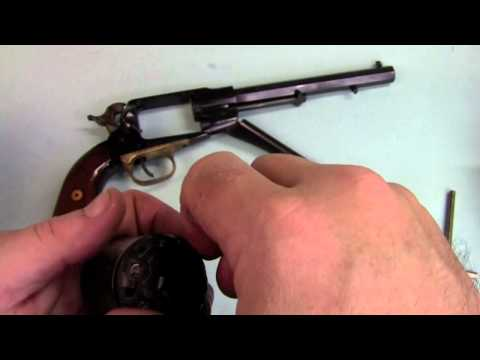 Traditions 1851 Navy Conversion Revolver 38 Special by 1957Shep