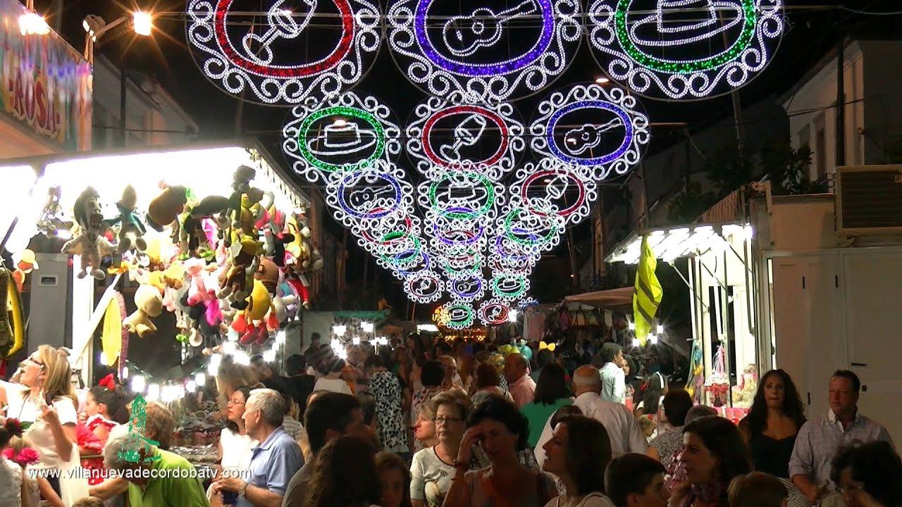 Cabalgata de feria villanueva de c rdoba 2016 villanueva for Feria de artesanias cordoba 2016