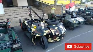 Touring vespa indonesia tank kediri