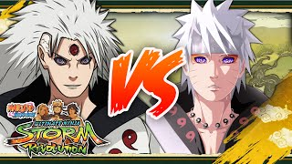 [PC] NARUTO SHIPPUDEN: Ultimate Ninja STORM REVOLUTION | Kaguya Madara VS Hagoromo Naruto
