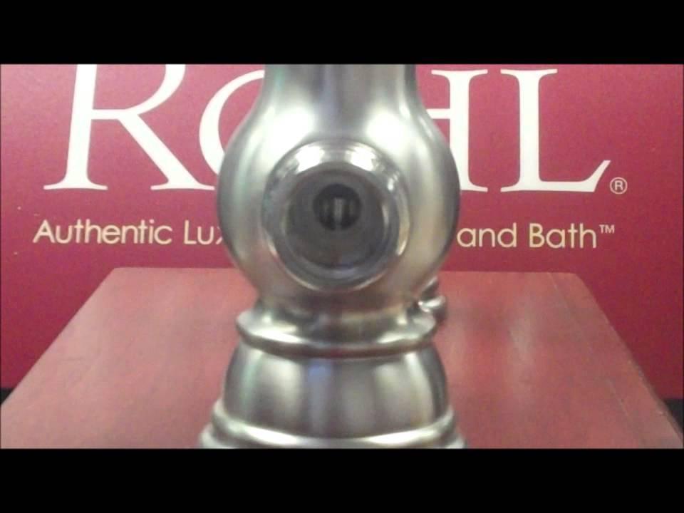rohl perrin rowe u 4766 cartridge replacement