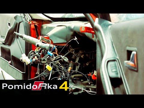Audi 80. Ремонт печки и стук в моторе
