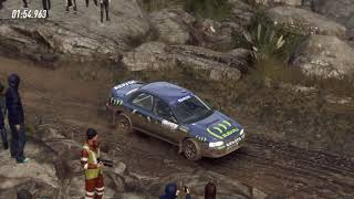 Dirt Rally 2 2019 | Festive Challenge (6/12/2019) | Subaru Impreza 1995 | 1st Place