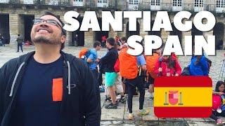 SPAIN TRAVEL - Santiago de Compostela, Galicia