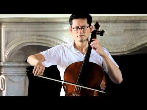 Wen Sinn Yang - J.S.Bach Suite für Violoncello Nr. 4