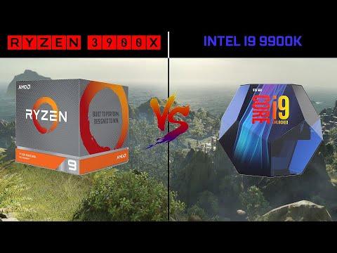 Intel I9 9900K vs Ryzen 9 3900x. Have AMD finally beat Intel?