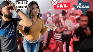 We Attempted To DANCE TEXAS STYLE!! *EMBARRASSING*