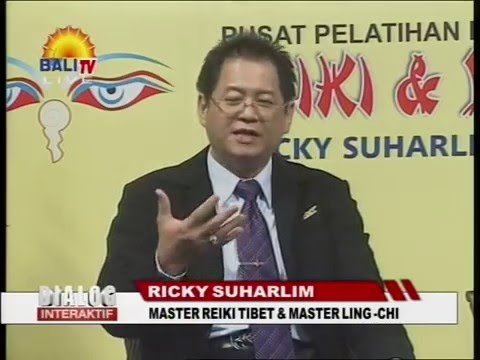 Dialog Reiki & Ling-Chi di Bali TV (28/04/11) Part 3 - Ricky Suharlim
