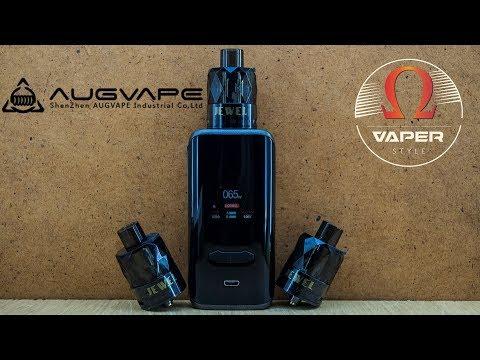 Augvape VX200 Kit | Одноразовые баки?!!