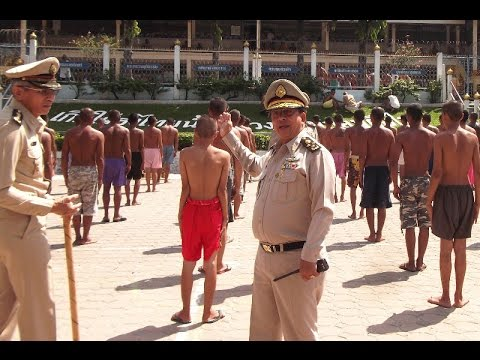 Централ Пхукета! Тюрьма в Таиланде, передаем посылку пацанам !