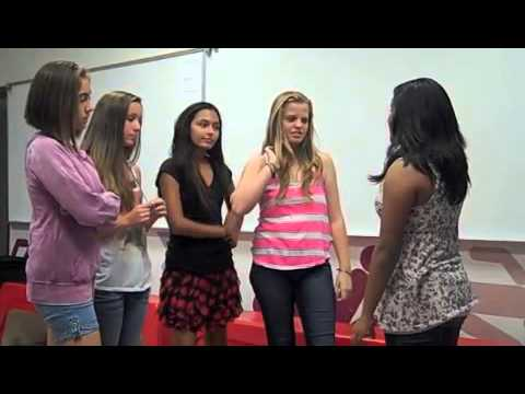 Girl Scouts Anti bullying