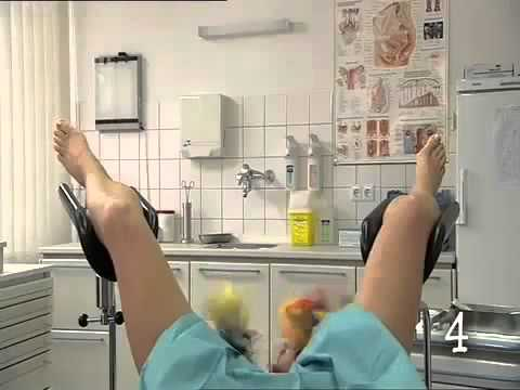 Frauenarztstuhl