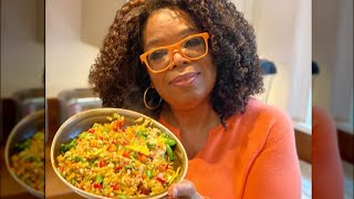 Here's What Oprah Actually Eats In A Day