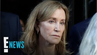 Felicity Huffman Learns Her Fate In College Admissions Scandal | E! News