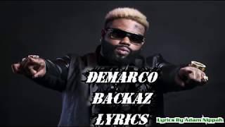 vuclip Demarco - Backaz (Raw) LYRICS- October2016