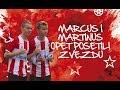 MARCUS MARTINUS OPET POSETILI ZVEZDU MARCUS MARTINUS SUPPORTS FC RED STAR mp3