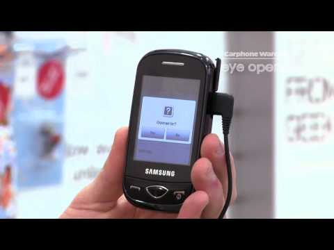 Samsung B3410: Using the Radio Recorder