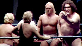 Andre the Giant teams with Hulk Hogan in rare Hidden Gem (WWE Network Exclusive)