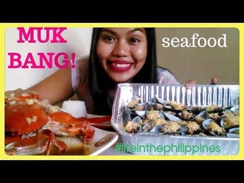 SEAFOOD MUKBANG PHILIPPINES -  Helmz Jordan