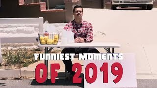 Funniest Moments of 2019 | David Lopez