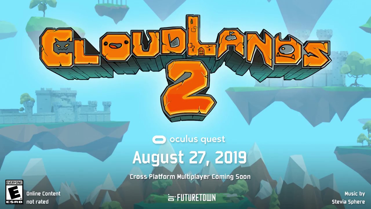 Cloudlands 2 | Oculus Quest