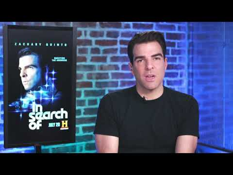WSAV The BridgeZachary Quinto  In Search Of...