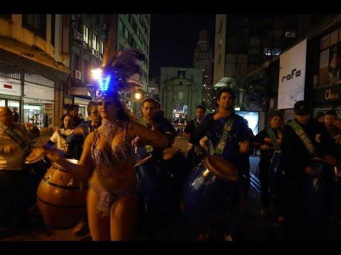 URUGUAY: Candombe dancers in Montevideo - Nomadic Boys