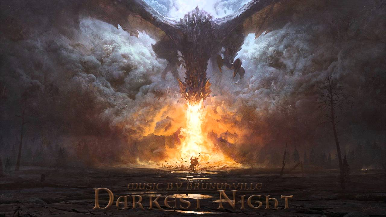 Epic Fantasy Music   Darkest Night   YouTube
