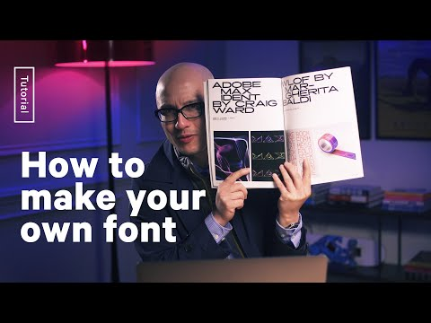 How To Make A Custom Font Using Fontself