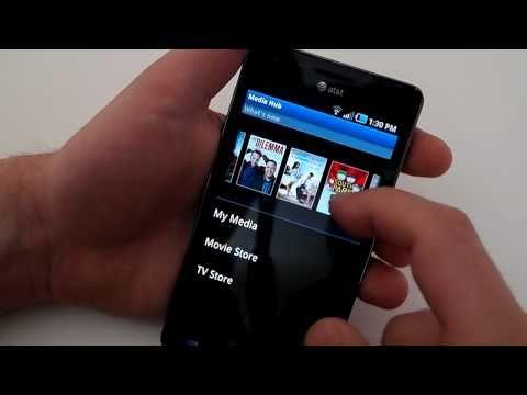 Samsung Infuse 4g Ui