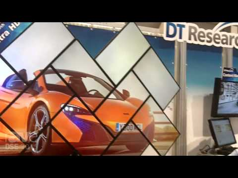 DSE 2015: DT Research Talks About MS2800L and MS2800H Multi Screen Appliance